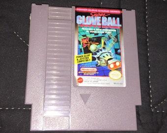 Jeu de balle Super gant pour la NES