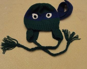 Leonardo Ninja Turtle Hat