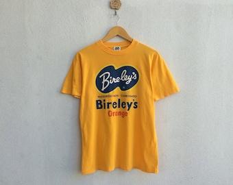 Vintage Bireley's T-Shirt All Single Stich