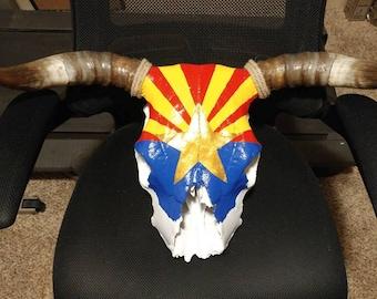 Arizona Steer Skull