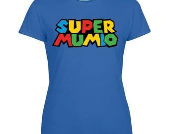 Super Mumio Ladies Fit T-shirt