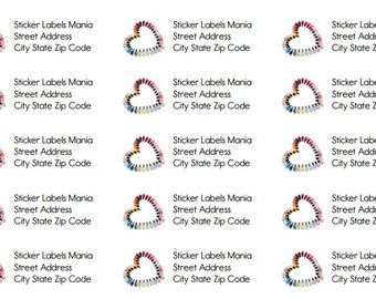 30 address labels
