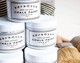 16 oz BB Frosch Chalk Paint Power