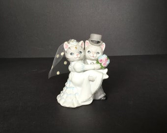 Kitty Cucumber Bride and Groom 1989