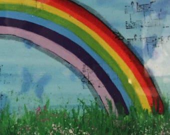 Rainbow Coaster (right hand side)