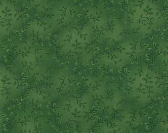 Folio Basics- Green by Henry Glass- 100% Cotton Premium Quilting Fabric