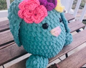 Stuffed Bunny  for Easter