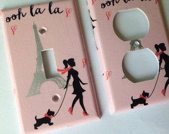 Paris Bedroom Decor Etsy - Paris themed decor for bathroom