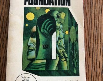 Foundation - Isaac Asimov Mass Market Paperback 1972