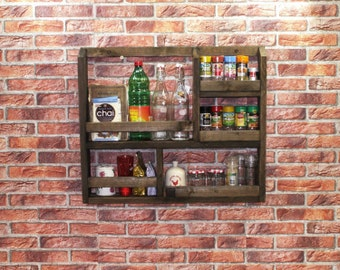Spice and bottle rack