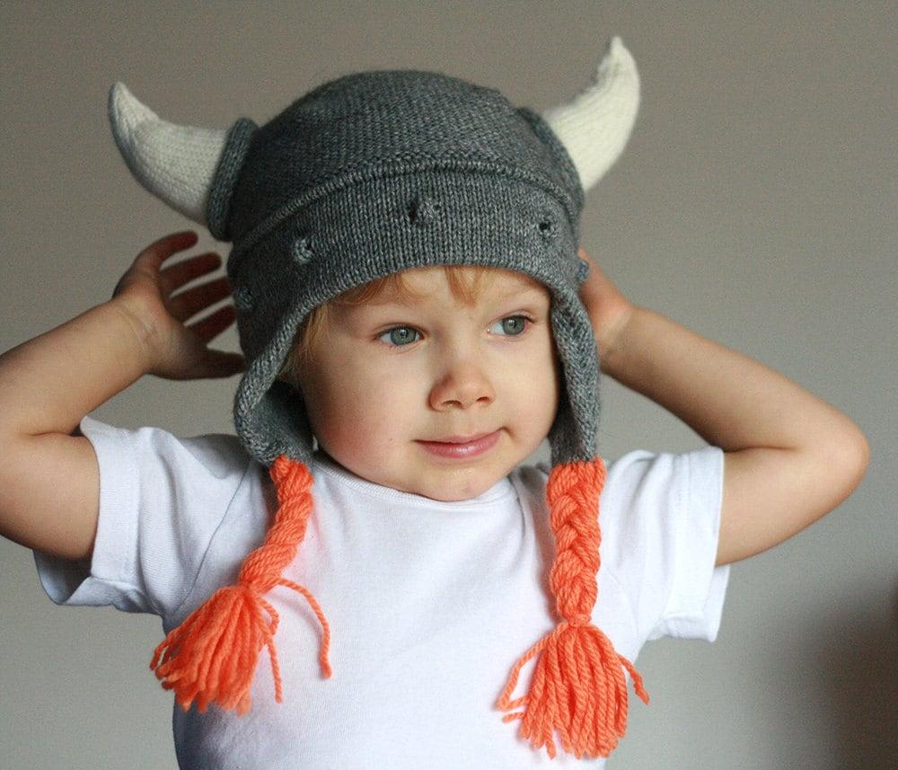 Enchanting Knitted Viking Helmet Pattern Elaboration - Sewing ...