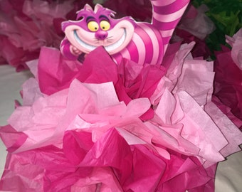 Cheshire the Cat Centerpiece