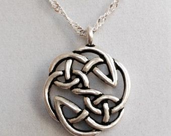 Celtic Design Necklace