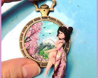 Japan Necklace