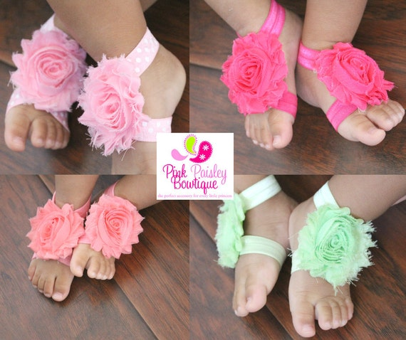 Baby Shoes Baby Barefoot Sandals Toddler Sandal Newborn
