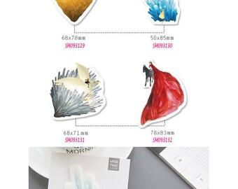 Brave Crystal Post IT Notes Sticky Memo