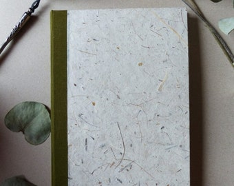 Natural paper: Notebook, Diary & Journal