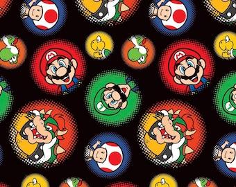 Mario Dog Bandana | Super Mario Brothers | Pet Bandana
