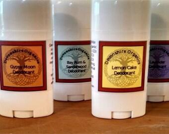 Natural Deodorant - Vegan!