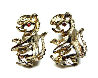 Squirrel Scatter Pins Set of Two
