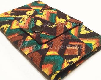 African Joy Business/Loyalty Card Holder