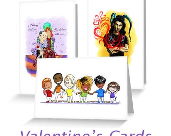 Love Greeting Cards great for Valentines, Anniversary, Thinking of You