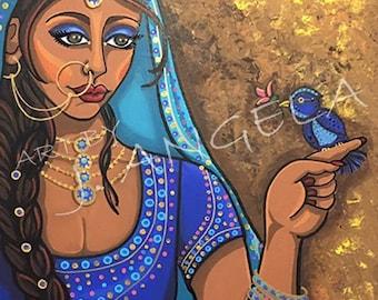 Bindu and Bird