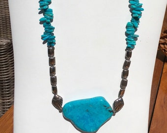 Natural Kingman Turquoise