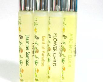 Botanical Perfume /natural perfume /perfume /perfume oil /essential oil perfume /vegan perfume /fragrance /organic perfume / roll on perfume