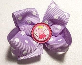 Peppa Pig Hairbow
