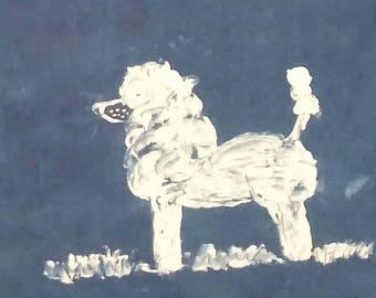 Indigo Resist Dogs