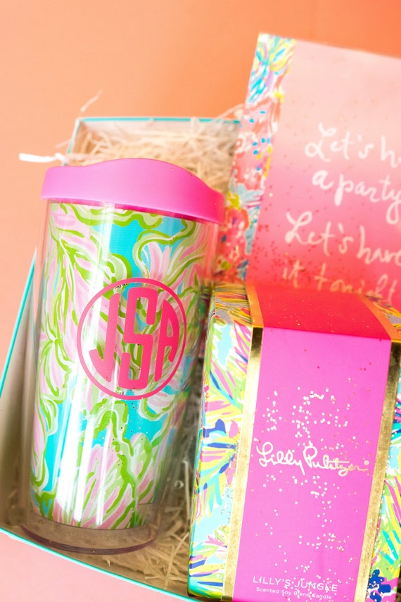 Lilly Pulitzer Gift Box