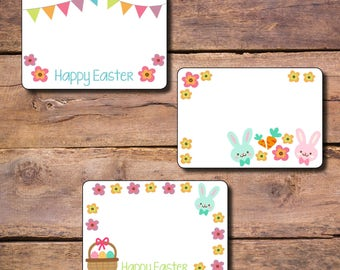 Easter Label and Tag