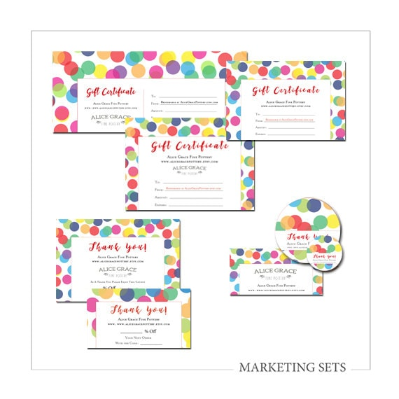 Floral gift certificate download flowers premade gift certificate this is a digital file yadclub Image collections