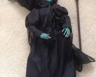 Wicked Witch Doll Present Company