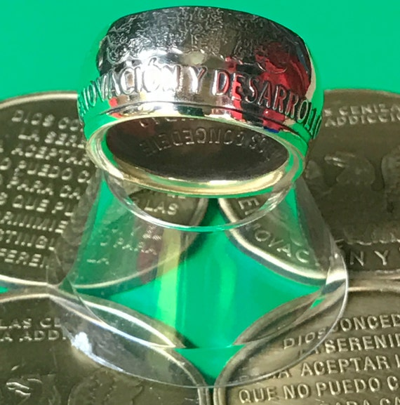 Spanish Recovery Ring