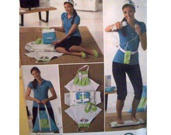 Simplicity Pattern 2438 - Fitness Game Accessories Pattern - Uncut