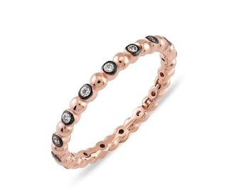 Multi Glint Ring