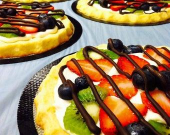 """Silicone Baking Mat,  8"""" Circle by Nidaba"""