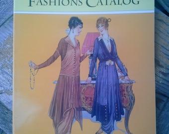 Catalogue de reproduction de la maison modèle entreprise modes de catalogue de 1914 parfait état pour les designers de mode et les collectionneurs intéressés