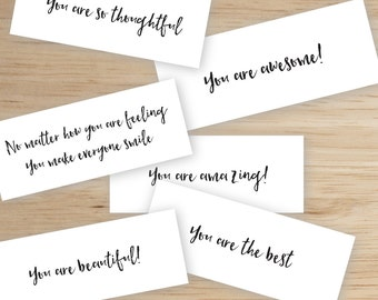 Best Friend Gift, 365 days of compliments, Birthday Gift, Best friend gift, thoughtful gifts, meaningful gift - DIGITAL DOWNLOAD