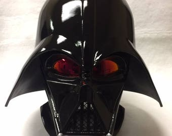 Star Wars Armor Darth Vader Helmet 3D Printed Wearable