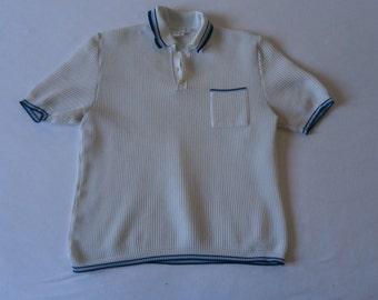 Sailor Shirt 60's Stretchy