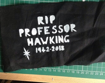 RIP Professor Hawking Patch