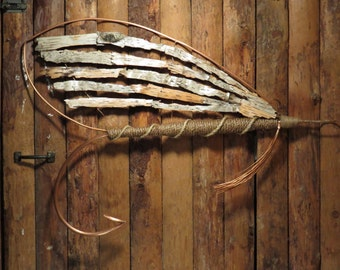 Fly fishing art