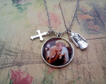 Necklace John Constantine