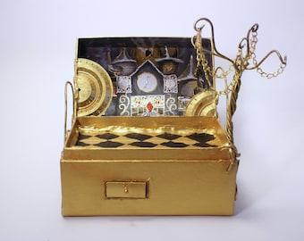 MADHATTERS DOMAIN - Alice in Wonderland and Madness Returns inspired little Wonderland