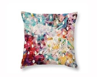 Flower Fields • Cushion