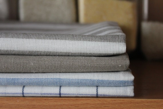 Linen kitchen towelcheckered towelstriped towelstea linen kitchen towelcheckered towelstriped towelstea towelswhitebluebeige towelsorganic dish towelsorganic linen fabricgift workwithnaturefo