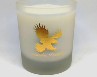 Eagle soy wax candle
